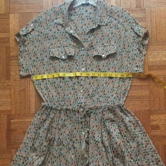Dolce & Gabbana Dresses & Skirts - Dolce & Gabbana western floral dress  M